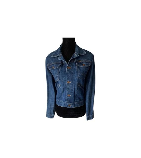 Denim Jacket | Wrangler | Wrangler Denim Jacket |