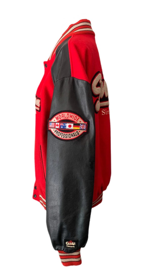 Letterman Jacket | Snap-On Tools | Snap-On Racing… - image 4