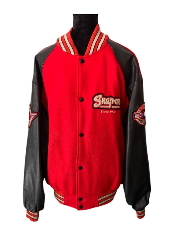 Letterman Jacket | Snap-On Tools | Snap-On Racing… - image 2