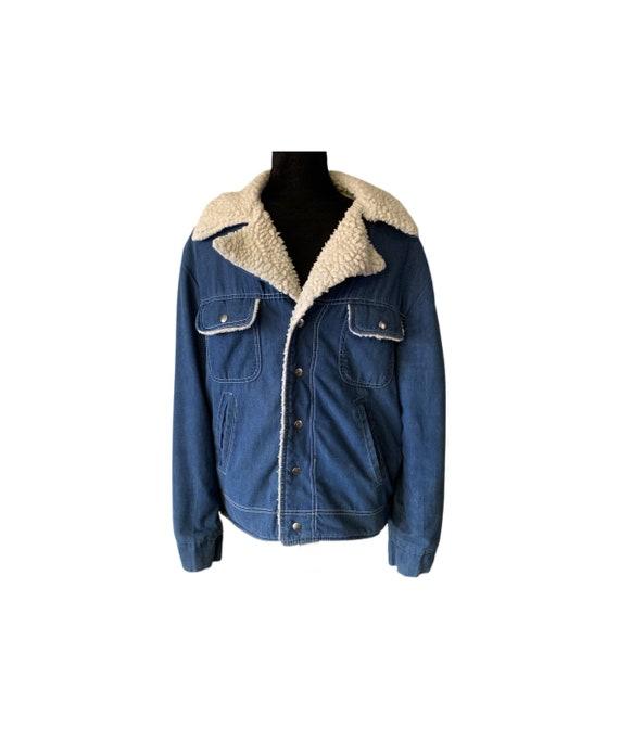 Denim Trucker Jacket | Sherpa Jacket | Sherpa | De