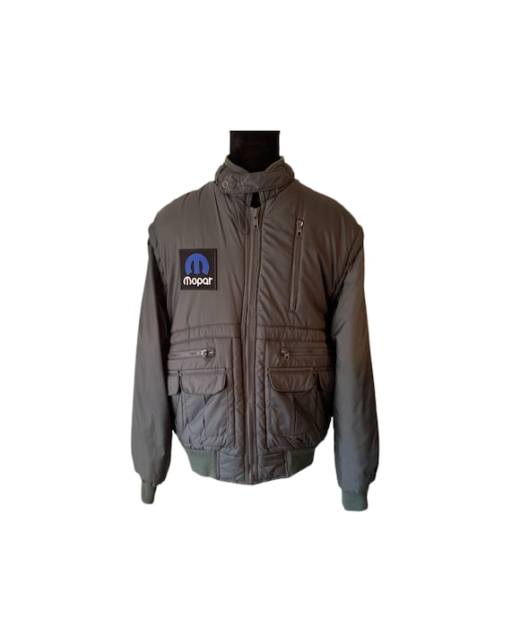 Work Jacket | Mopar | Mechanic | 80s | Mopar Racin