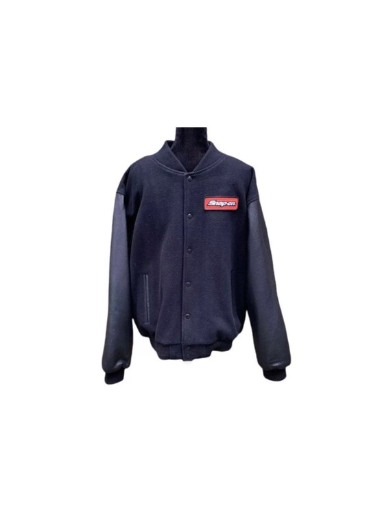 Letterman Jacket | Snap-On Tools | Snap-On Racing