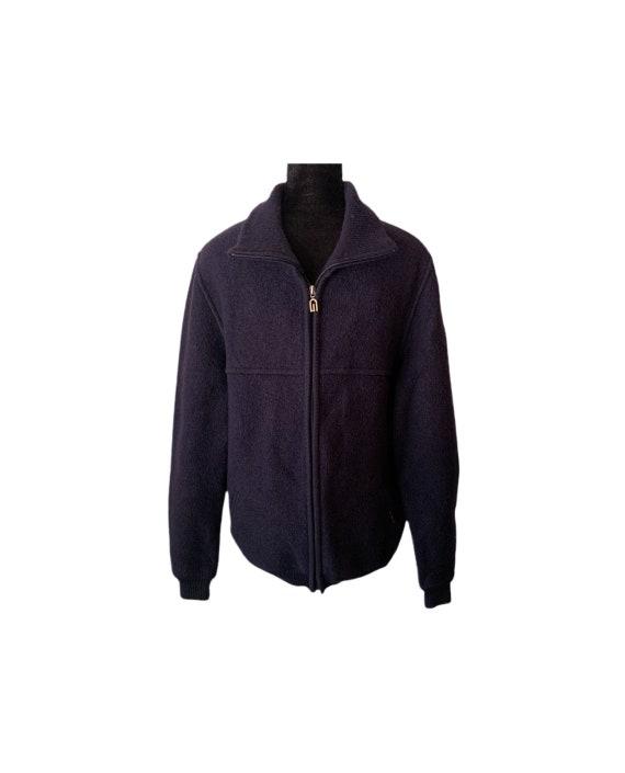 Bomber Jacket | Geiger | Wool | 80s | Geiger Jacke
