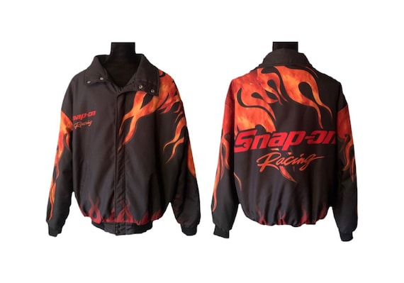 Snap-On Tools | Racing Jacket | Snap-On Racing Jac