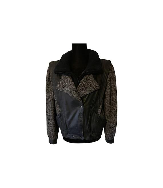 Motorcycle Jacket | Winlet | Black Leather Jacket