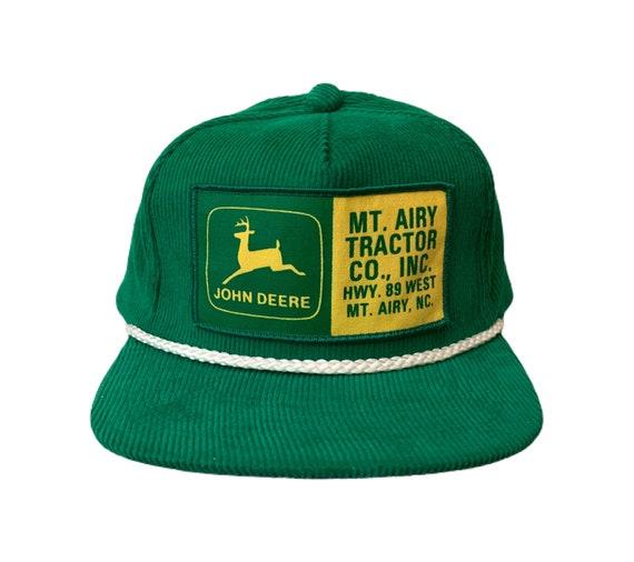Trucker Hat | John Deere | Corduroy | John Deere … - image 1