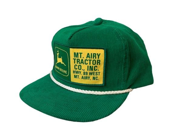 Trucker Hat | John Deere | Corduroy | John Deere … - image 3