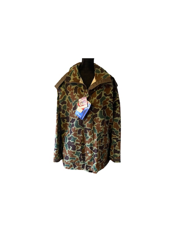 Camo Jacket | Woolrich | Woolrich CamoWOOLflage |