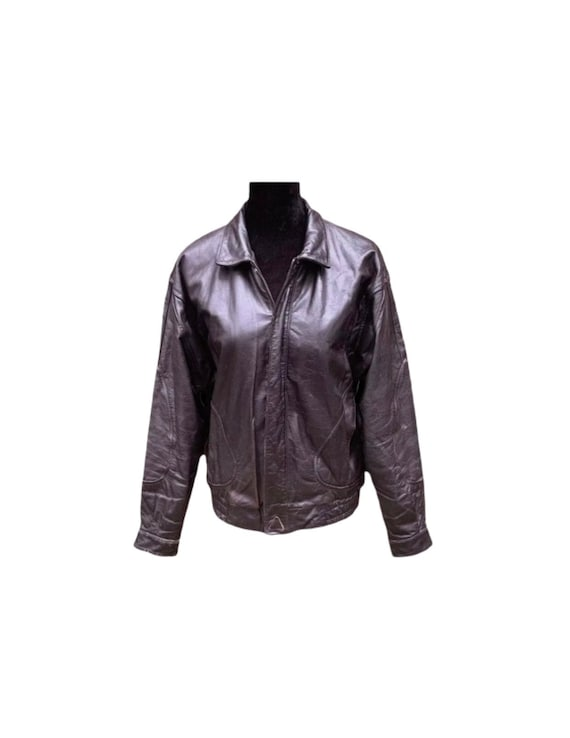Leather Jacket | Cougar | Bomber Jacket | Flight J