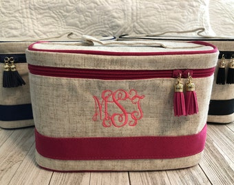 Monogrammed Train Case 12191c6ee9370