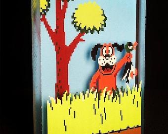 Duck Hunt Desktop Art