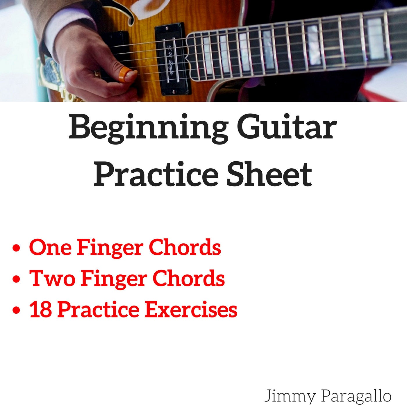Beginning Guitar First Chords Practice Exercises Etsy