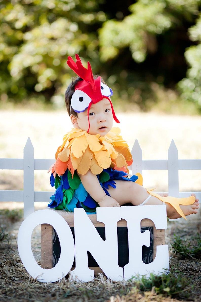 Moana Hei Hei inspiriert Henne Hahn Huhn Kostüm | Etsy