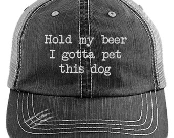 b7b62639c40 Dog mom hat