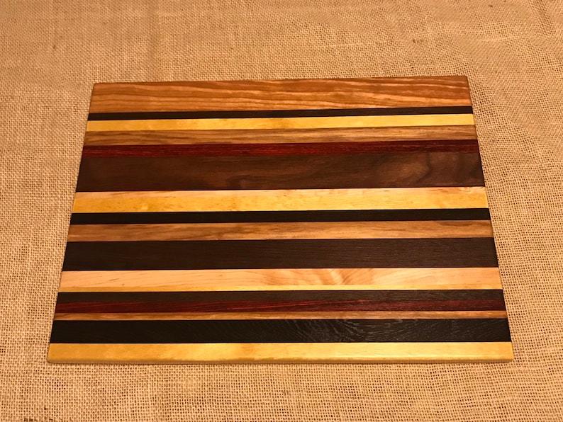 Large stripe board