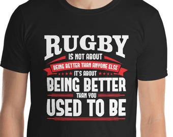 Funny Rugby t-shirt - rugby player shirt - rugby fan - rugby apparel - rugby sport shirt - rugby lovers tee-new zealand rugby -