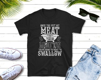 5700249b4f Funny Meat Shirt - funny grilling tee - bbq t-shirt - grill dad shirt -  grill master shirt - barbecue shirt - grilling lovers