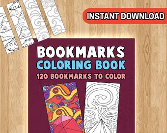Bookmark To Color