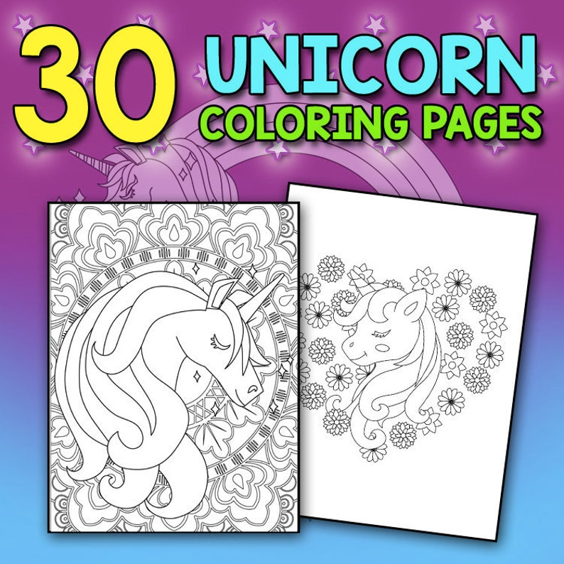 Unicorn Coloring Book For Girls Advanced Coloring Pages for Tweens Older  Kids & Girls Detailed Zendoodle Animal Designs Patterns Fairy Tale