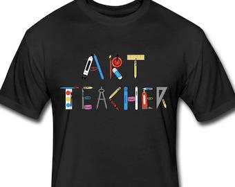 Graffiti Artist Art Teacher Shirt Gift For Art Teacher Artist Shirt Art Student Art Teacher Painter Shirt Art Clothing