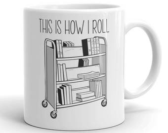 Librarian Gifts Etsy