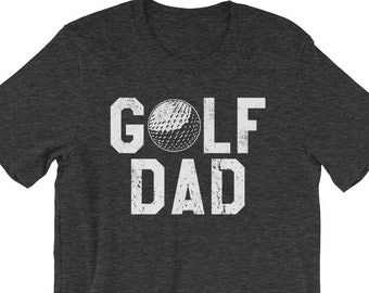 9e1dd875 Golf Dad Shirt - Golf Dad Gift - Father's Day Golf Gift - Father's Day Golf  Shirt - Father's Day Gift Golf - Father's Day Gift for Golfer