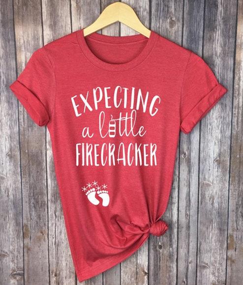 4 juillet chemise - chemise grossesse - 4ème de juillet juillet - 4 juillet - enceinte - 4 - juillet juillet 31d124