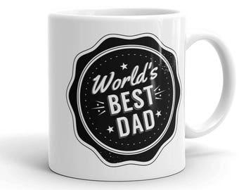 best dad mug etsy