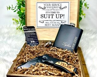 groomsmen proposal box