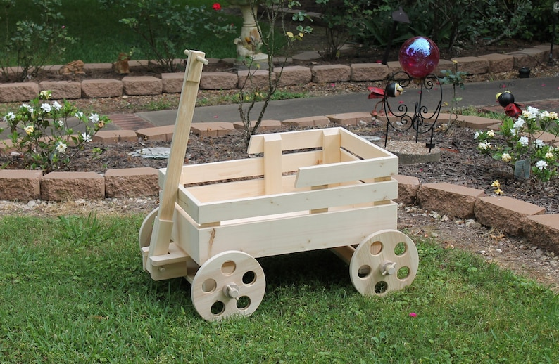 3 Seater Wooden Wagon For Your Wedding Flower Girls Ring Bearers Babies Wedding Decor Photo Prop Stars Or Hearts Decor