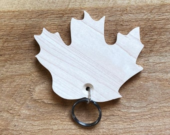 """4"""" Wooden Key Chains"""