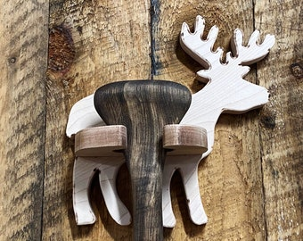 Paddle Display Holder - Buck