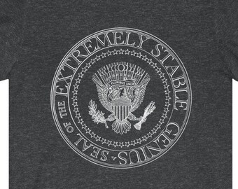 """Extremely Stable Genius 