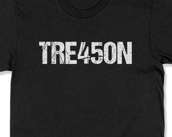 TRE45ON Shirt, Anti Trump Shirt, Impeach Trump Shirt, Treason Shirt, Dump Trump Shirt, Lock Him Up Tee, Impeachment Shirt, Anti-Trump Shirt