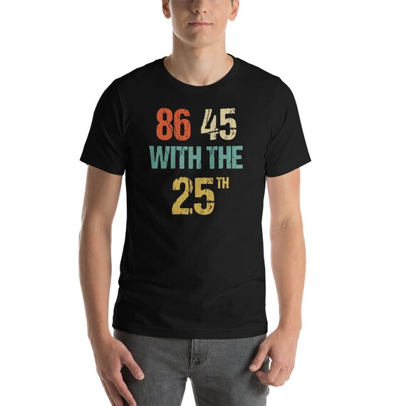 Donald Trump Forty Fifth President Style Short-Sleeve Unisex T-Shirt