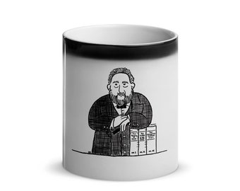Charles H. Spurgeon Makes an Appearance Mug (Add hot beverage and he will show up!)
