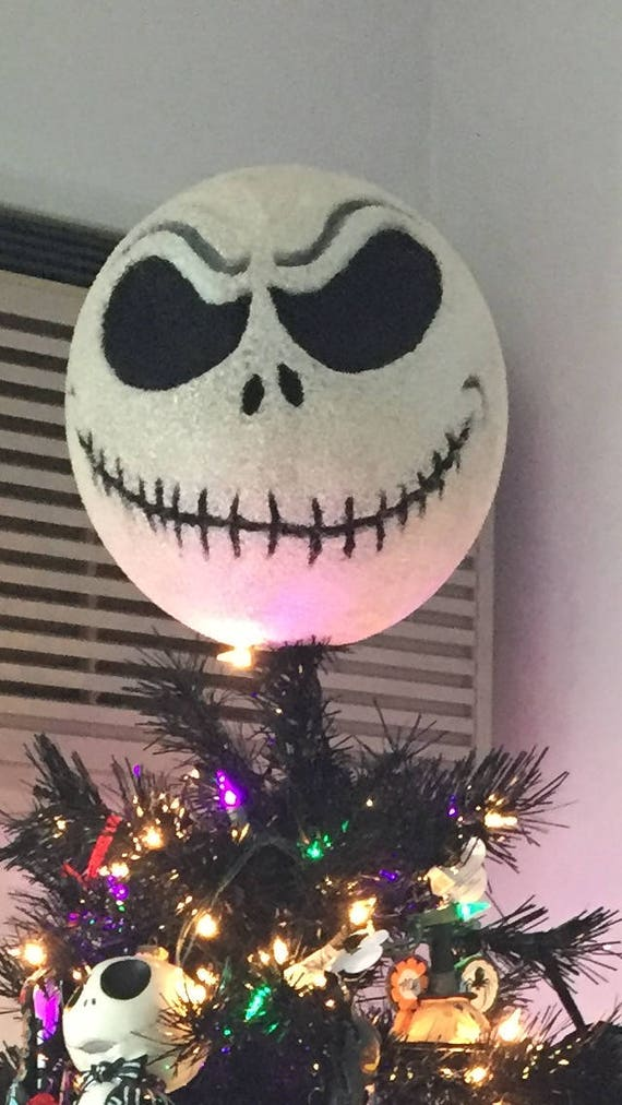 image 0 - Jack Skellington Christmas Tree
