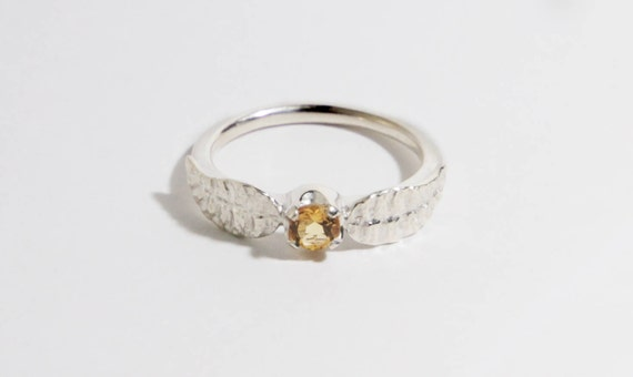 0be2852cd4897 Gold Nitch Sterling Silver Ring Engagement