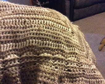 Lap blanket thick warm and cosy