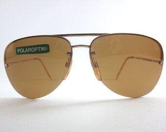 569c5e8b2137 Safilo UFO 1 vintage sunglasses aviator polarized