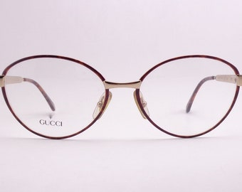 a19845780271 Gucci GG 2282 vintage glasses cat eye