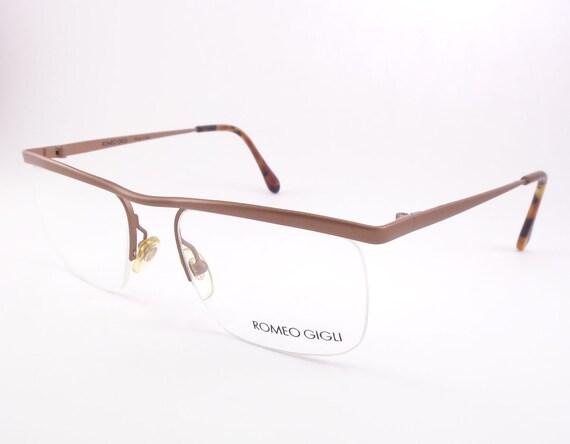 Vintage eyeglasses Romeo Gigli RG 55 - image 4