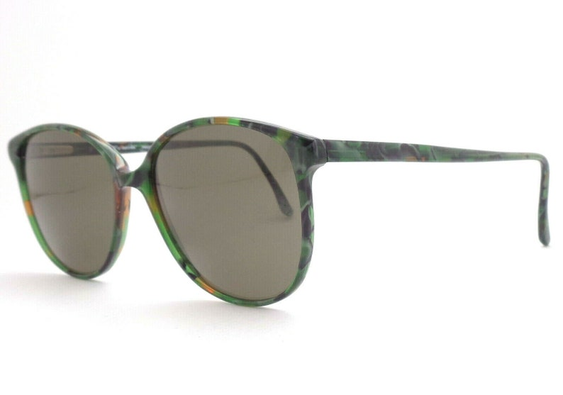 Metropolis  By Marcolin vintage sunglasses 8718 rare Made in Italy