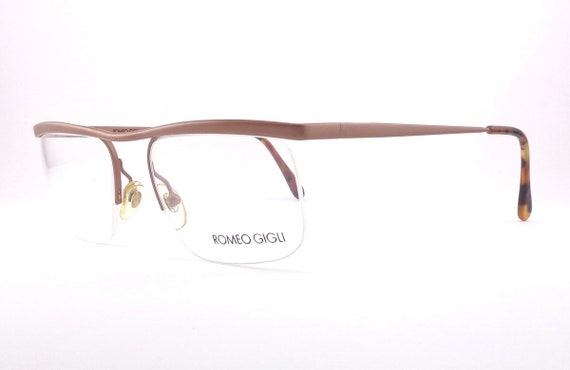 Vintage eyeglasses Romeo Gigli RG 55 - image 2