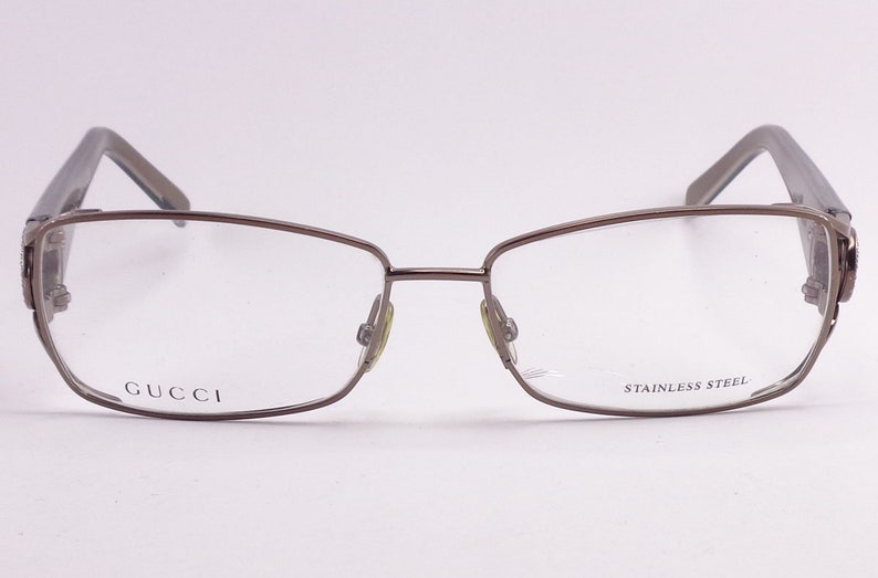 39882a315d526 Gucci GG 2812 eyeglasses Made in Italy