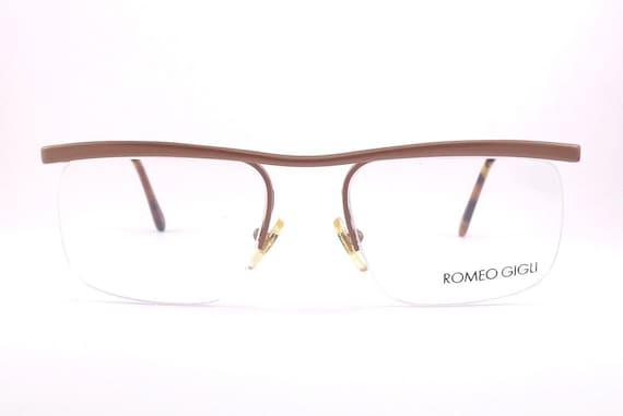 Vintage eyeglasses Romeo Gigli RG 55 - image 1