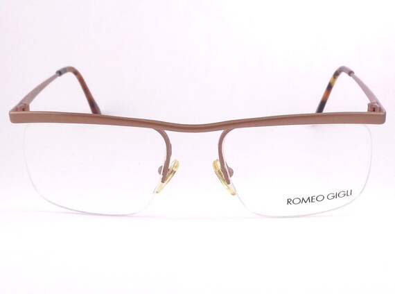 Vintage eyeglasses Romeo Gigli RG 55 - image 5