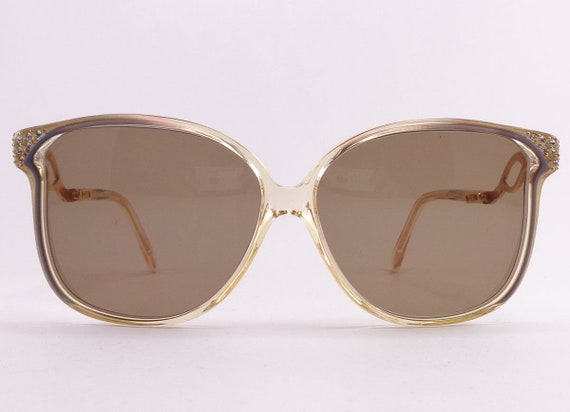 Jacques Fath 521 vintage sunglasses '70s Made in F