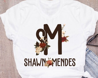 3951a3df8ab9 Shawn-mendes Unisex T-shirt-Illuminate album-Shawn Mendes Fan Tee-Long  Sleeve-Unisex hoodie-Unisex Tank Top - AT9-221