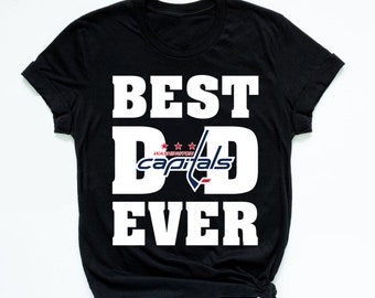 185388efada Washington Capitals Hockey Team Unisex T-shirt - Father's Day Gift Shirt-gift  for dad-Hockey fan shirt-Long Sleeve - Hoodie-Tank Top-AT9-63